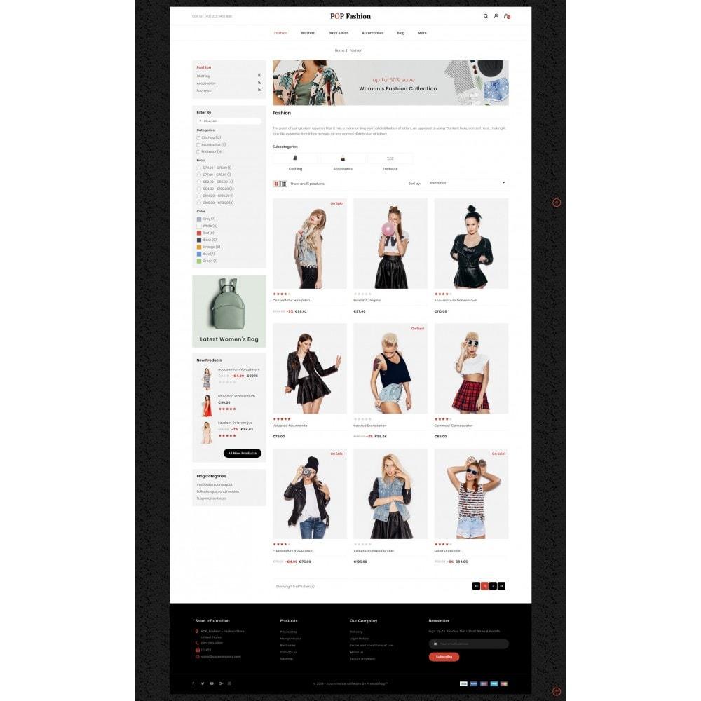 theme - Moda & Obuwie - Popfashion - Fashion Store - 3