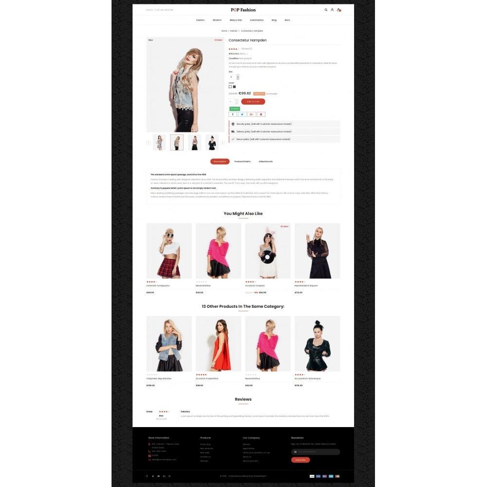 theme - Moda & Obuwie - Popfashion - Fashion Store - 5