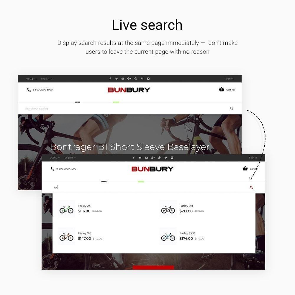 theme - Sport, Loisirs & Voyage - Bunbury - 9