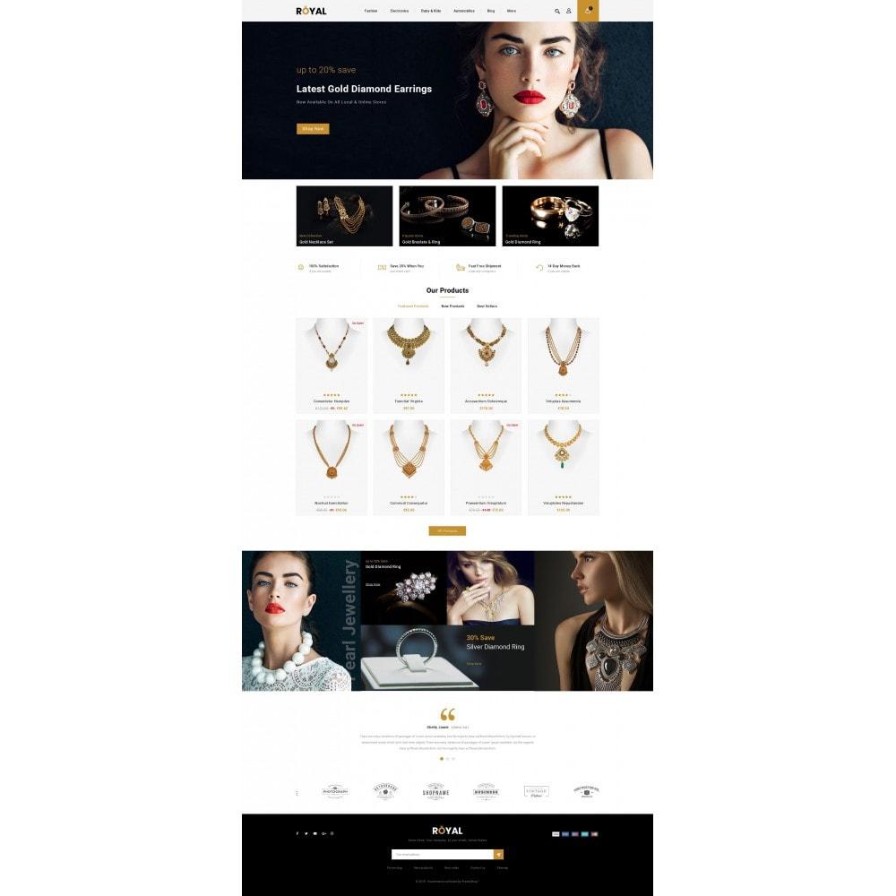 theme - Schmuck & Accesoires - Royal - Jewellery Store - 2
