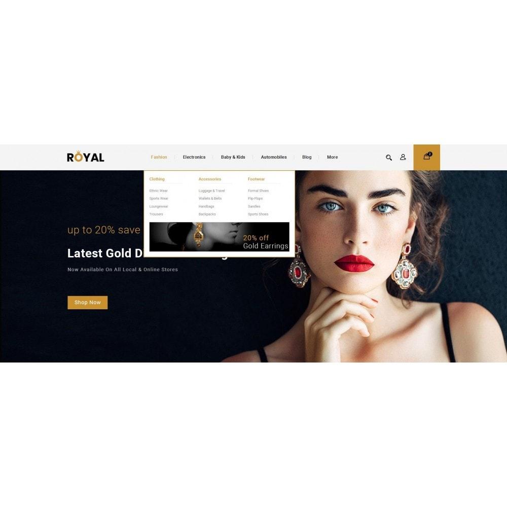 theme - Schmuck & Accesoires - Royal - Jewellery Store - 6