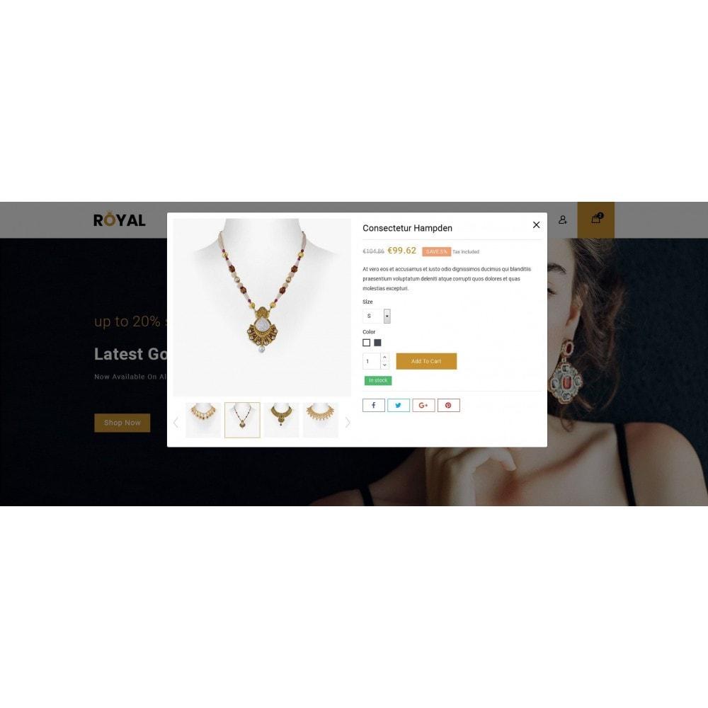 theme - Schmuck & Accesoires - Royal - Jewellery Store - 8