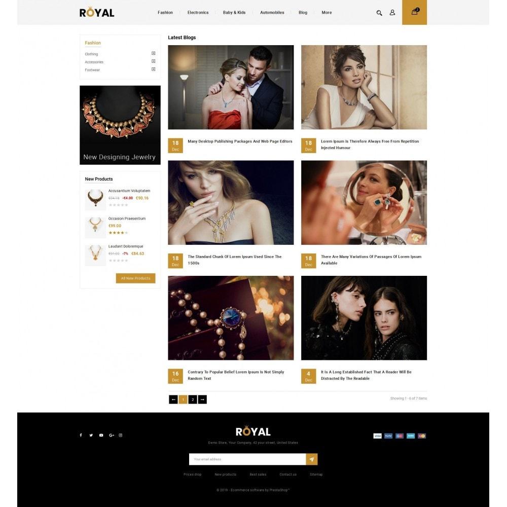 theme - Schmuck & Accesoires - Royal - Jewellery Store - 9