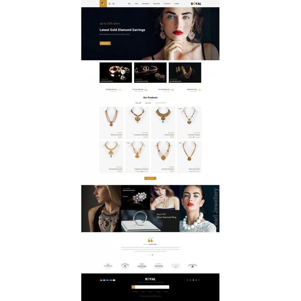 theme - Schmuck & Accesoires - Royal - Jewellery Store - 10