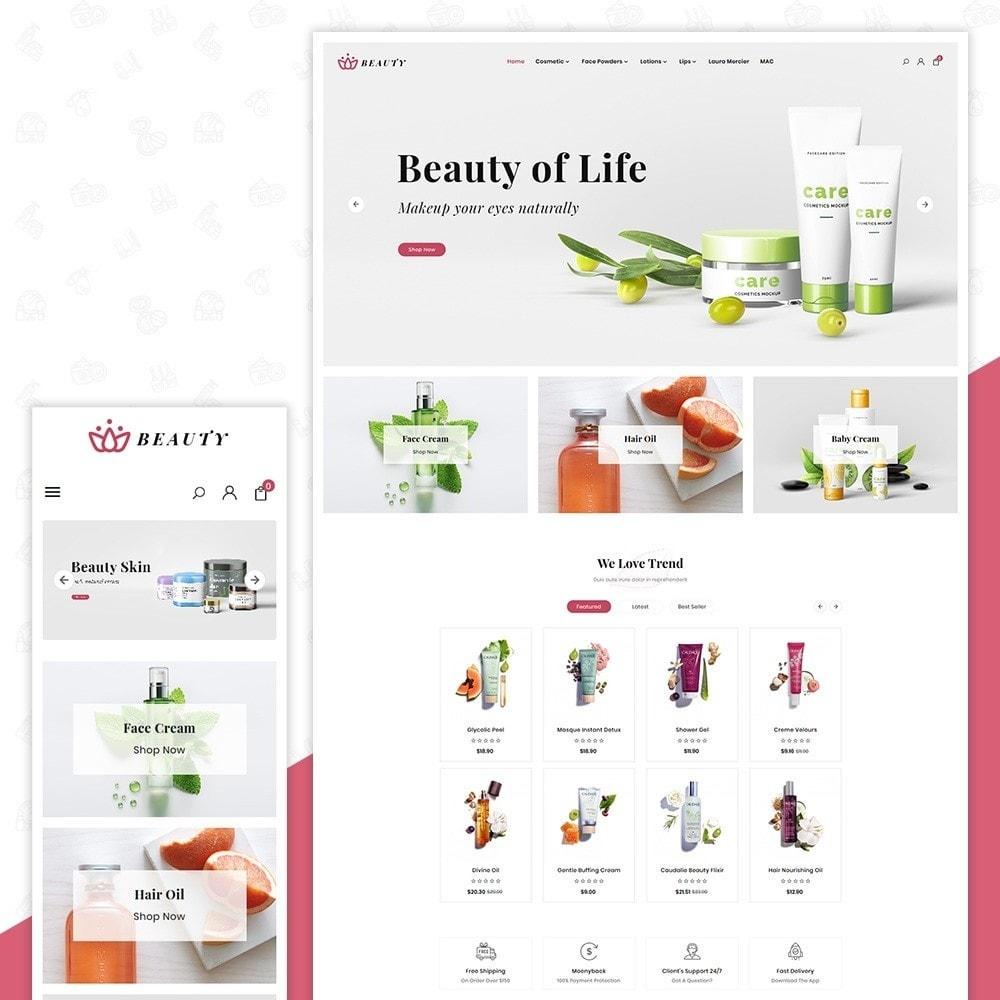 theme - Gezondheid & Schoonheid - Beauté - Cosmetic Mega Store - 1
