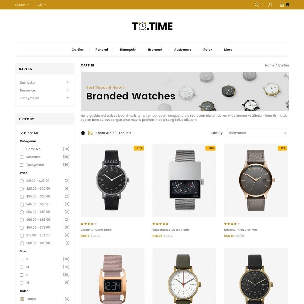 theme - Bellezza & Gioielli - ToTime - Watches Store - 3