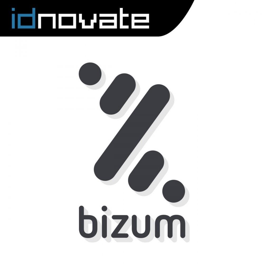 module - Pago con Tarjeta o Carteras digitales - Bizum - Pago con el móvil (con recargos y descuentos) - 1