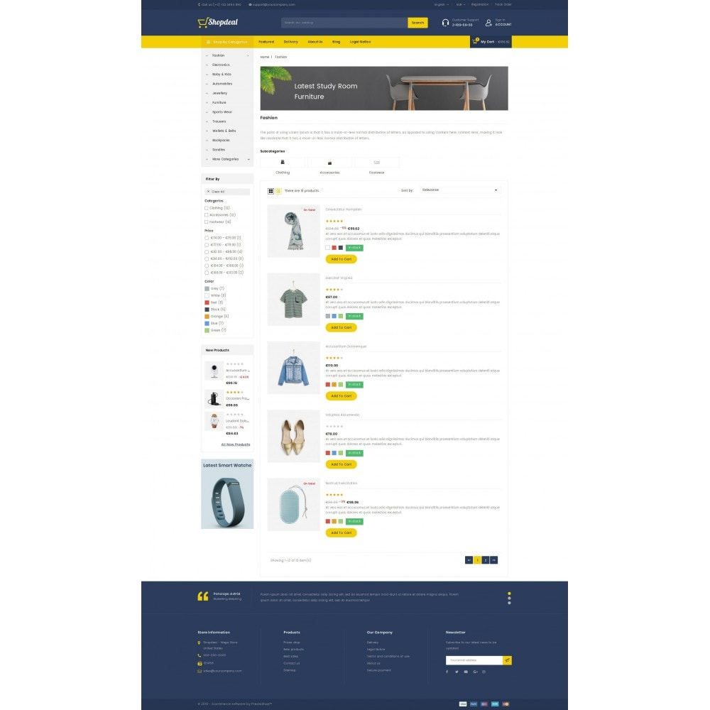 theme - Moda y Calzado - ShopDeal - Mega Store - 4