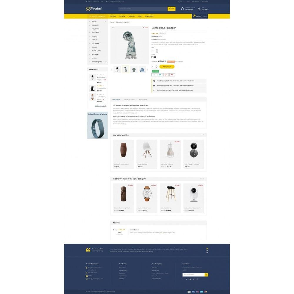 theme - Moda y Calzado - ShopDeal - Mega Store - 5