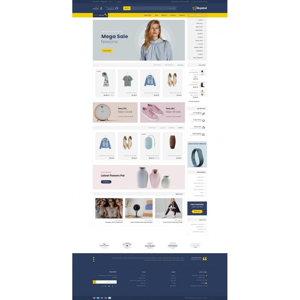 theme - Moda y Calzado - ShopDeal - Mega Store - 10