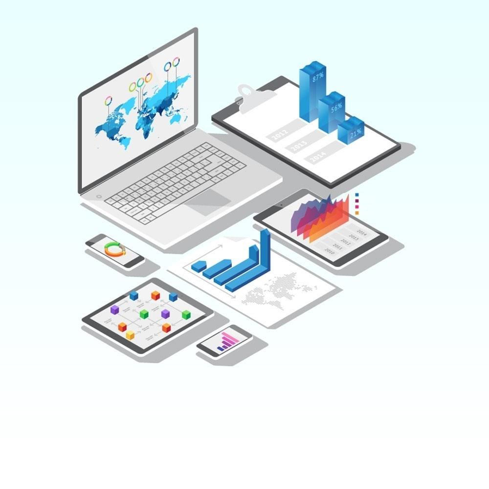module - Analysen & Statistiken - Detailed statistics on product - 1