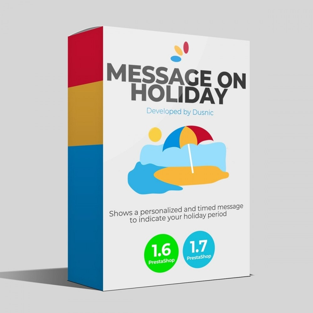 module - SAC - Message on Holiday - 1