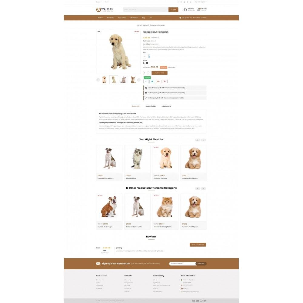theme - Animales y Mascotas - Walmet - Pets Store - 5