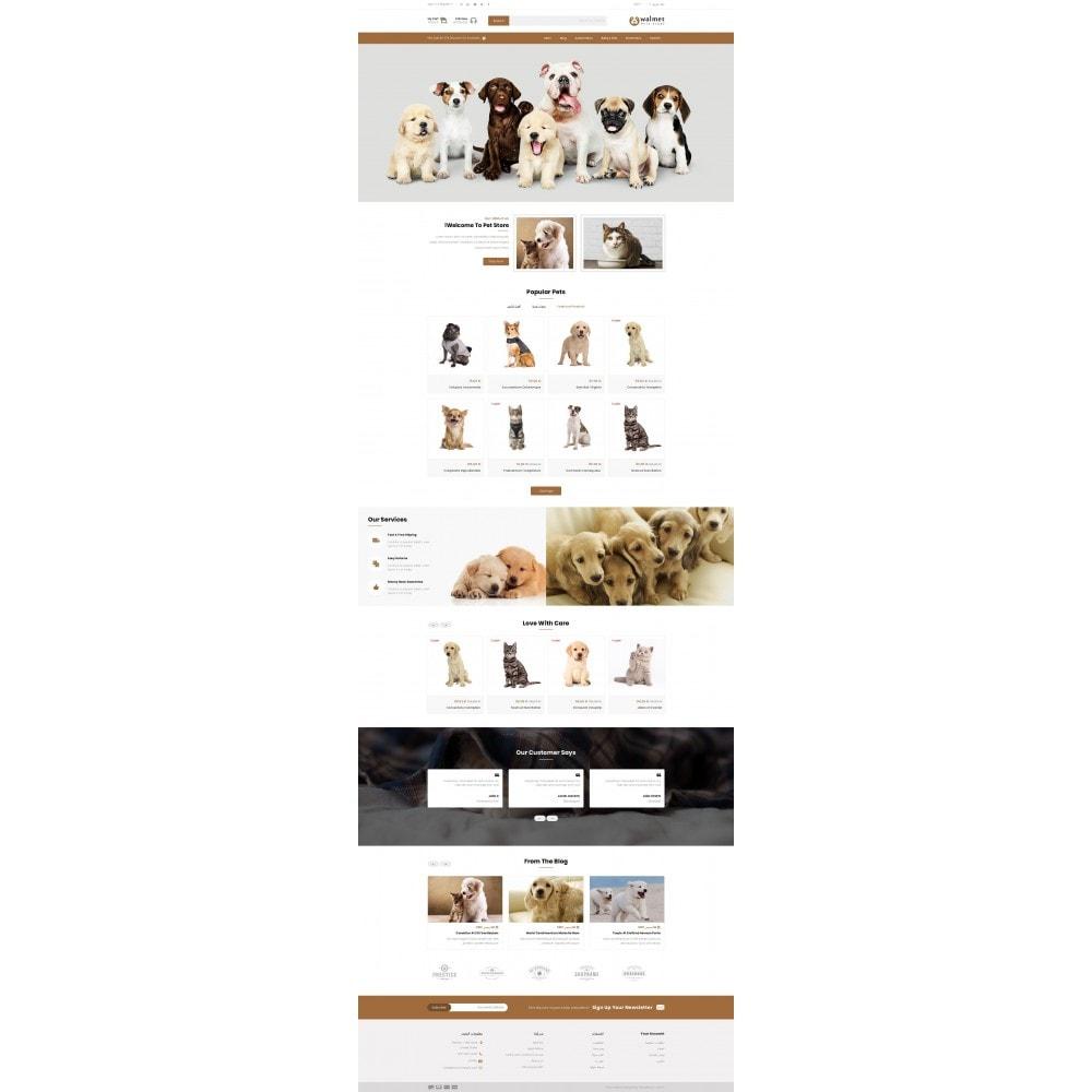 theme - Animales y Mascotas - Walmet - Pets Store - 10
