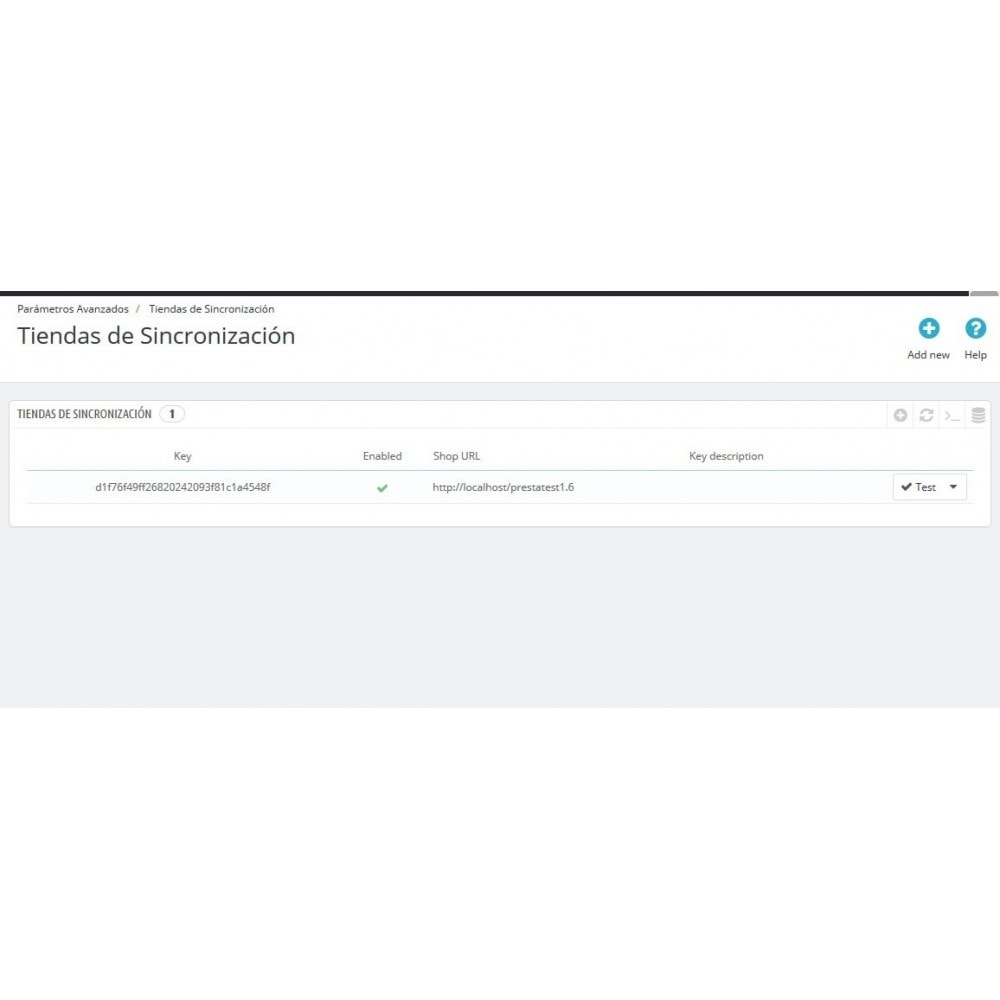 module - запасов и поставщиков - Shops Stock Synchronizer - 3