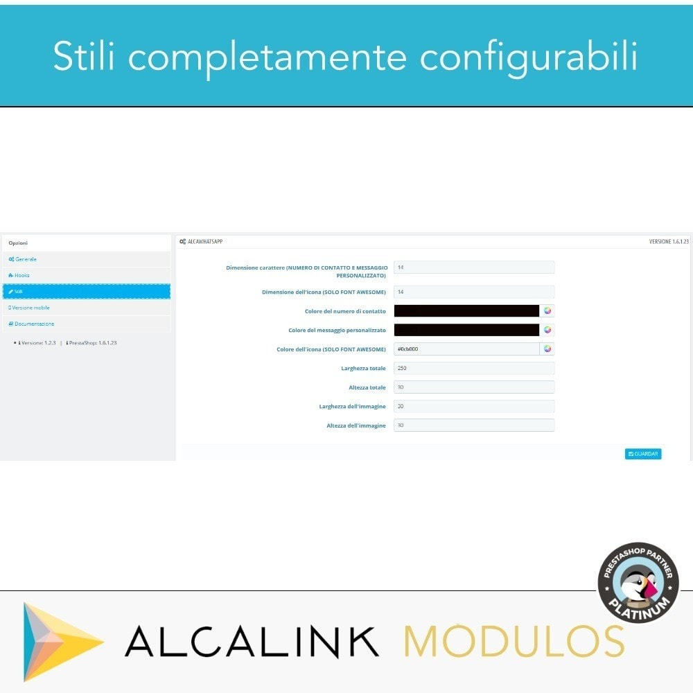 module - Supporto & Chat online - Contattare da WhatsApp in 1 clic - 4