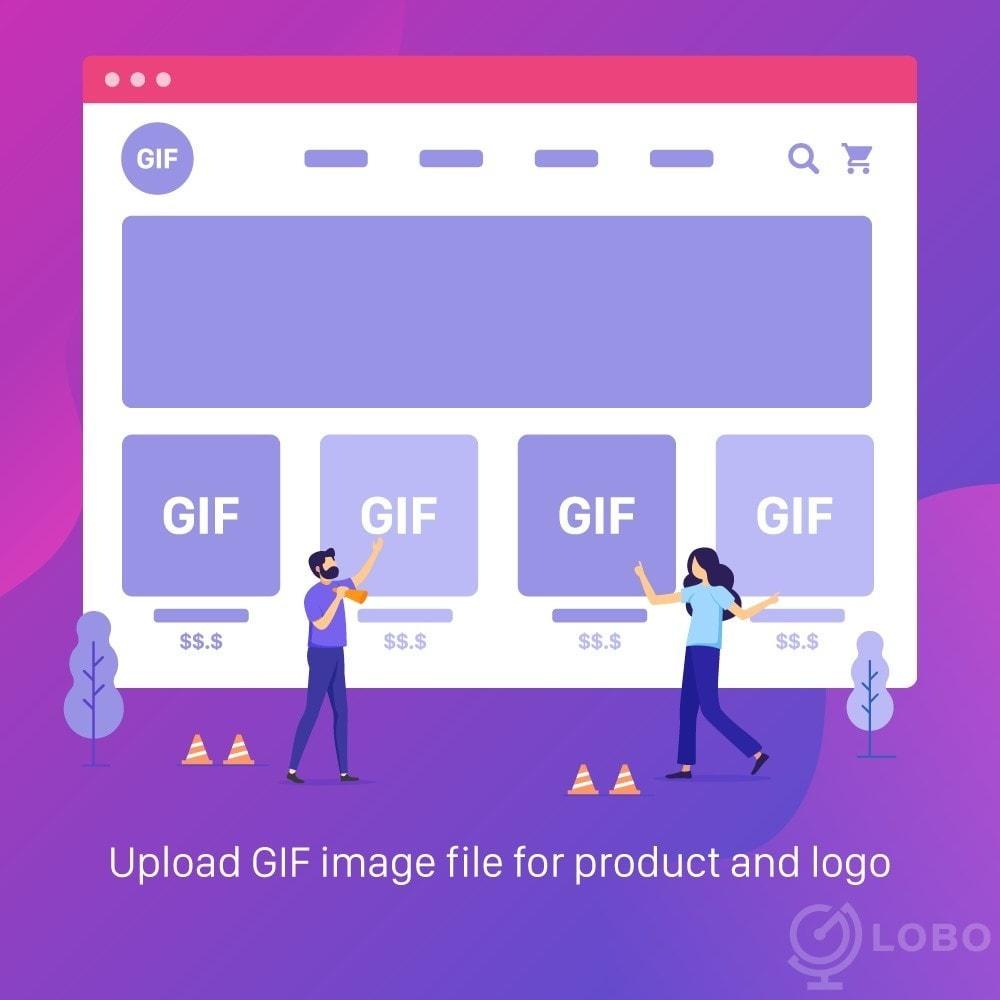 module - Visuels des produits - Gif image - 2