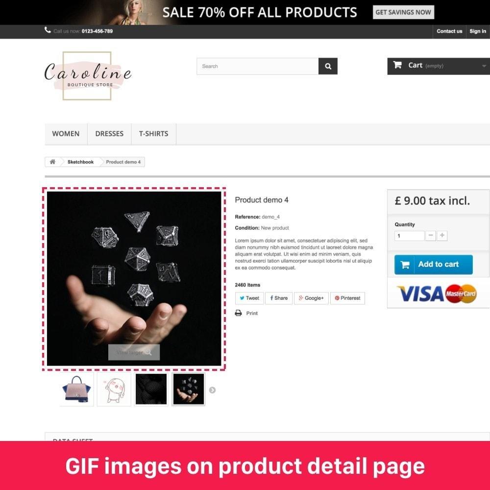 module - Visuels des produits - Gif image - 5