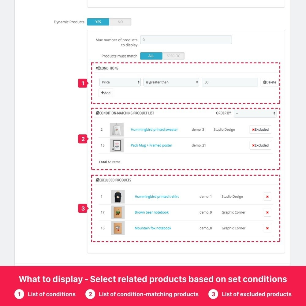 module - Cross-selling & Product Bundle - All-in-one: Related Products, Cross Selling, Upsell - 10