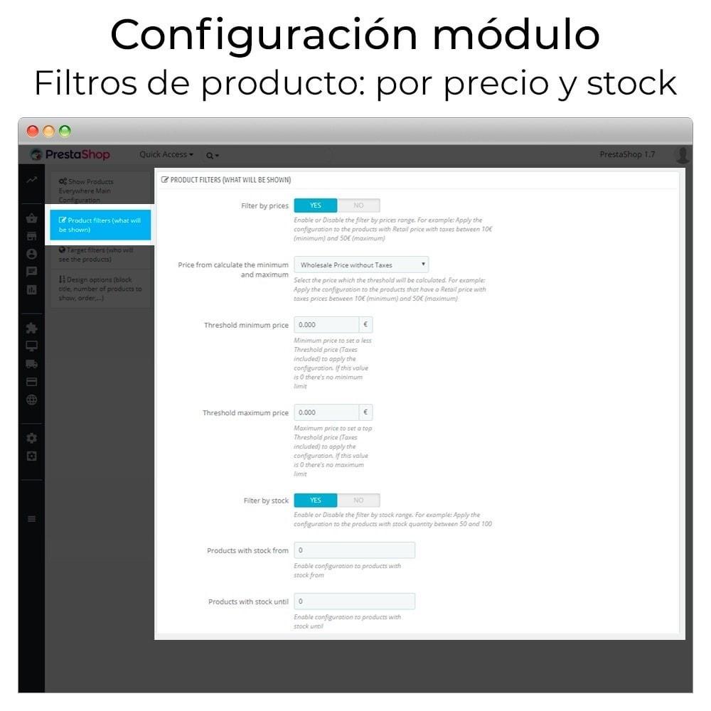 module - Sliders y Galerías de imágenes - Carrusel y slider de productos - 4