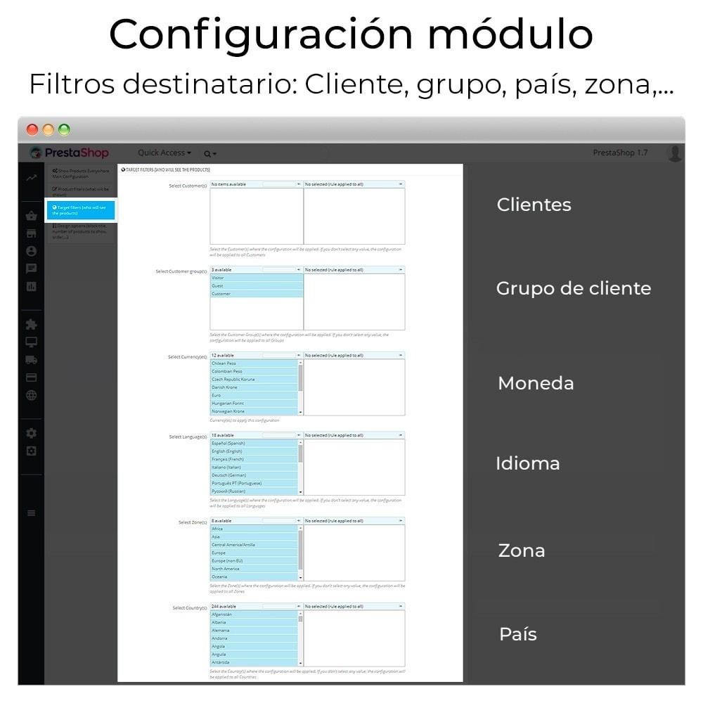 module - Sliders y Galerías de imágenes - Carrusel y slider de productos - 7