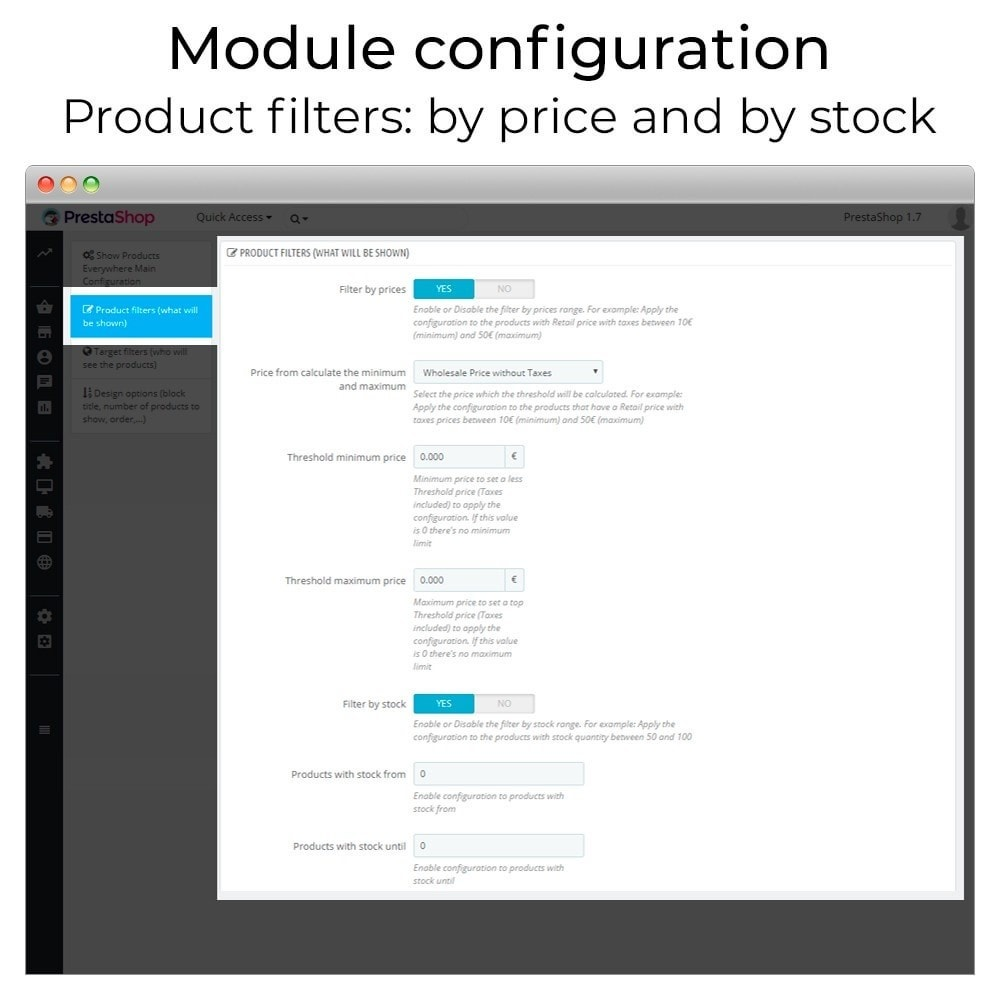 module - Sliders & Galleries - Products carousel and slider - 4