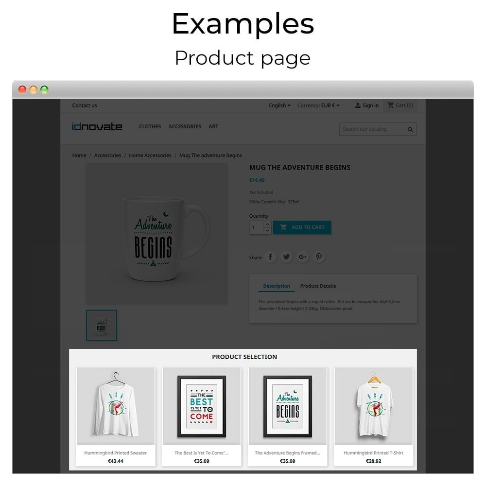 module - Sliders & Galleries - Products carousel and slider - 10