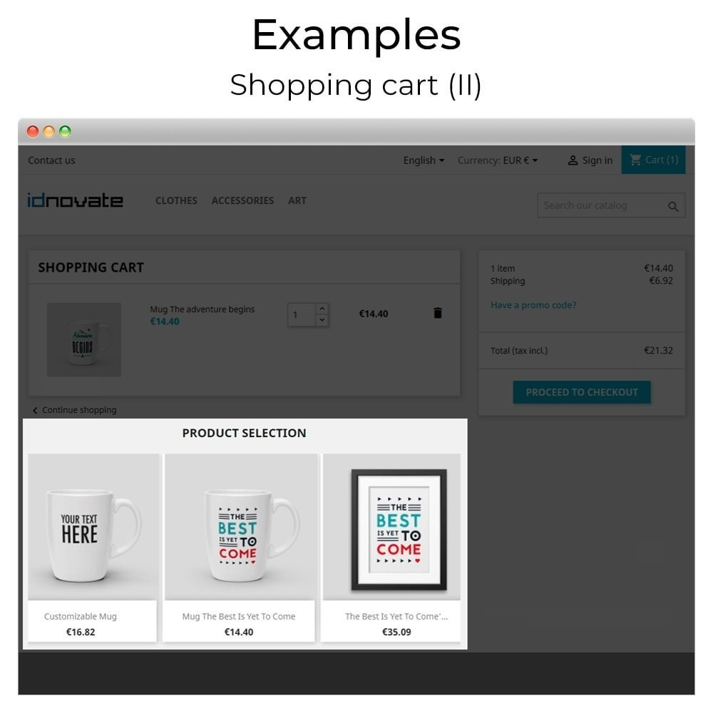 module - Sliders & Galleries - Products carousel and slider - 12