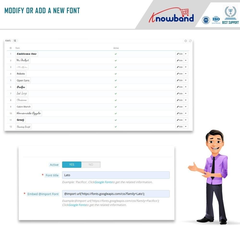 module - Combinations & Product Customization - Product Customizer/Designer - 9