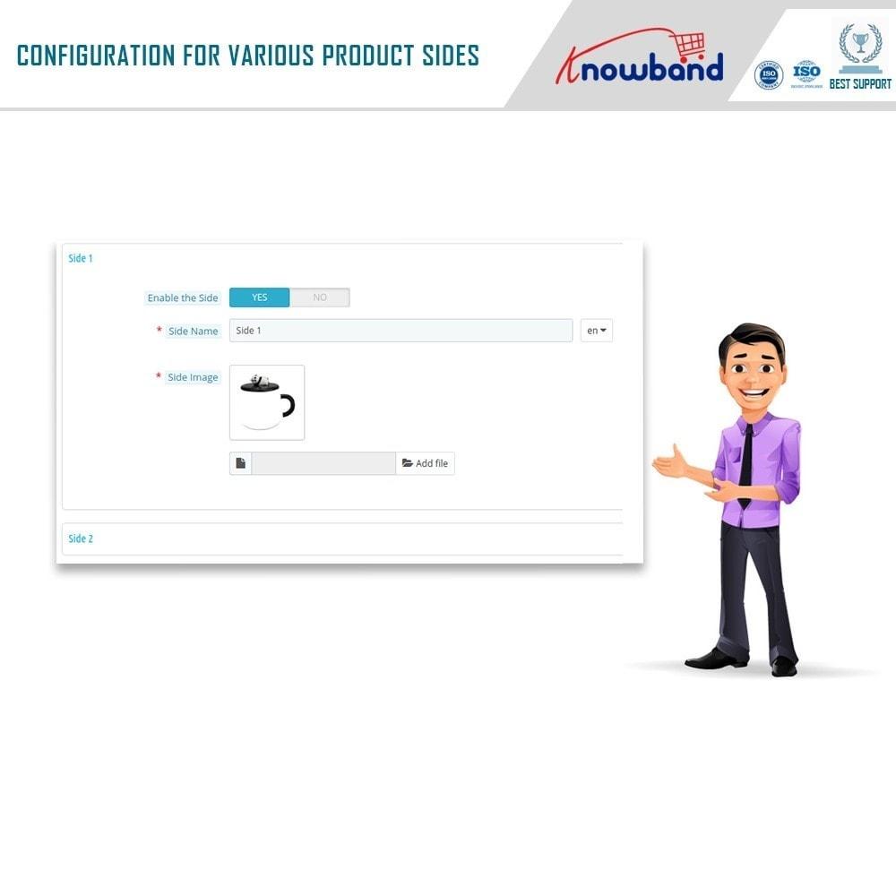 module - Combinations & Product Customization - Product Customizer/Designer - 15