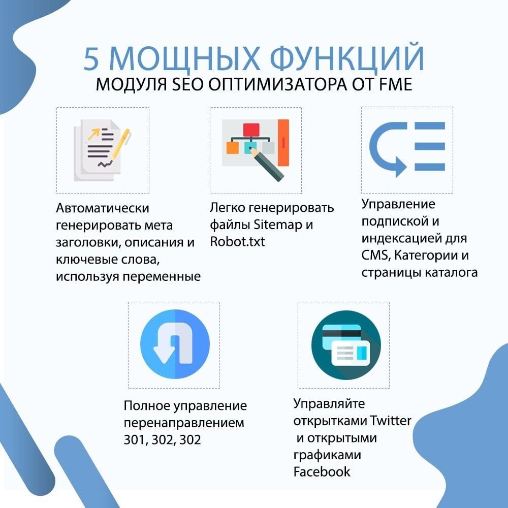 module - Естественная поисковая оптимизация - SEO Optimizer - продвинутый SEO-эксперт - 2