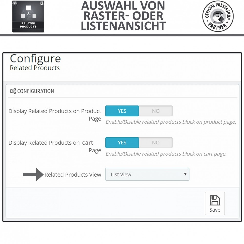 module - Cross-Selling & Produktbundles - Ähnliche Produkte, Ähnliche Produkte Slider - 5
