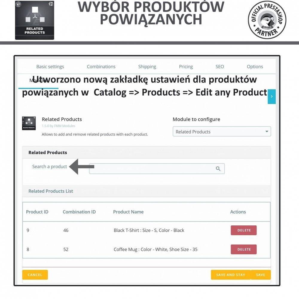 module - Sprzedaż krzyżowa & Pakiety produktów - Moduł Karuzeli Responsywnych Produktów Podobnych - 9