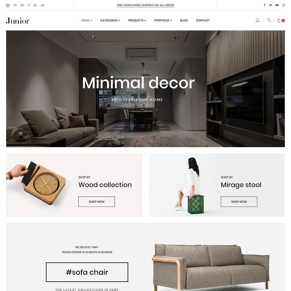 theme - Kultura & Sztuka - Furniture & Home Decor - 1