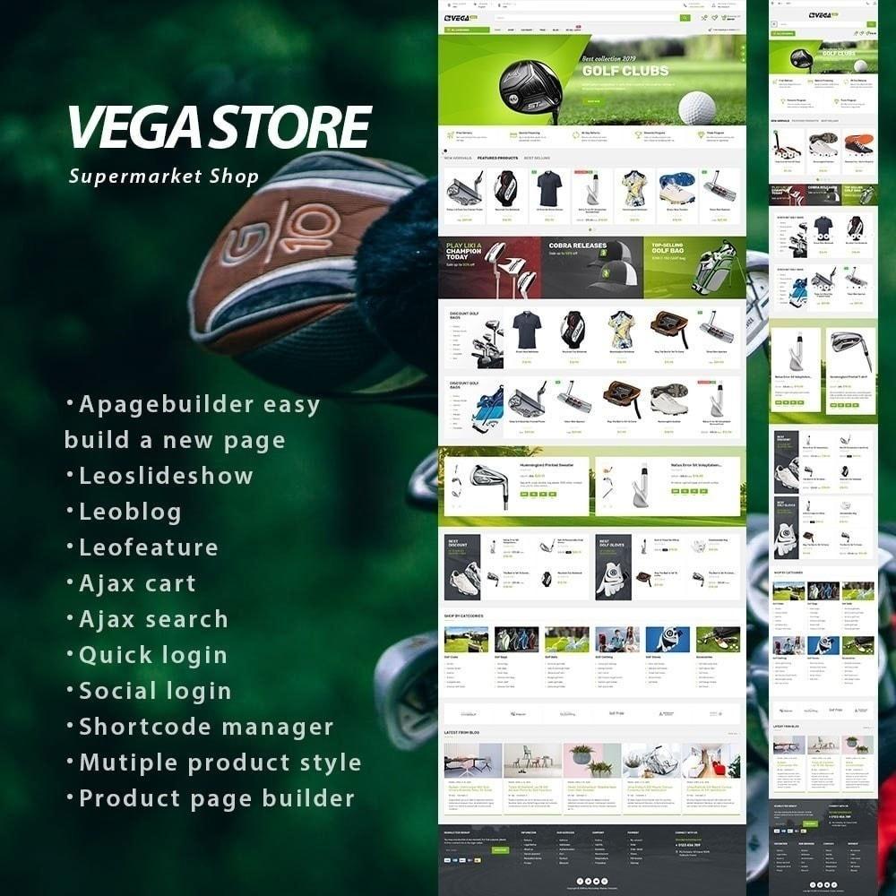 theme - Elektronik & High Tech - Vega Store - 1