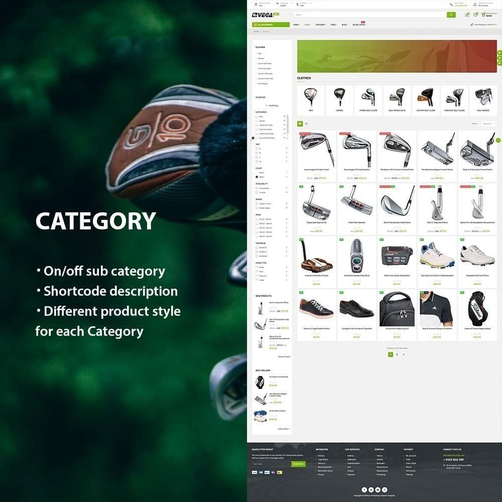 theme - Elektronik & High Tech - Vega Store - 2