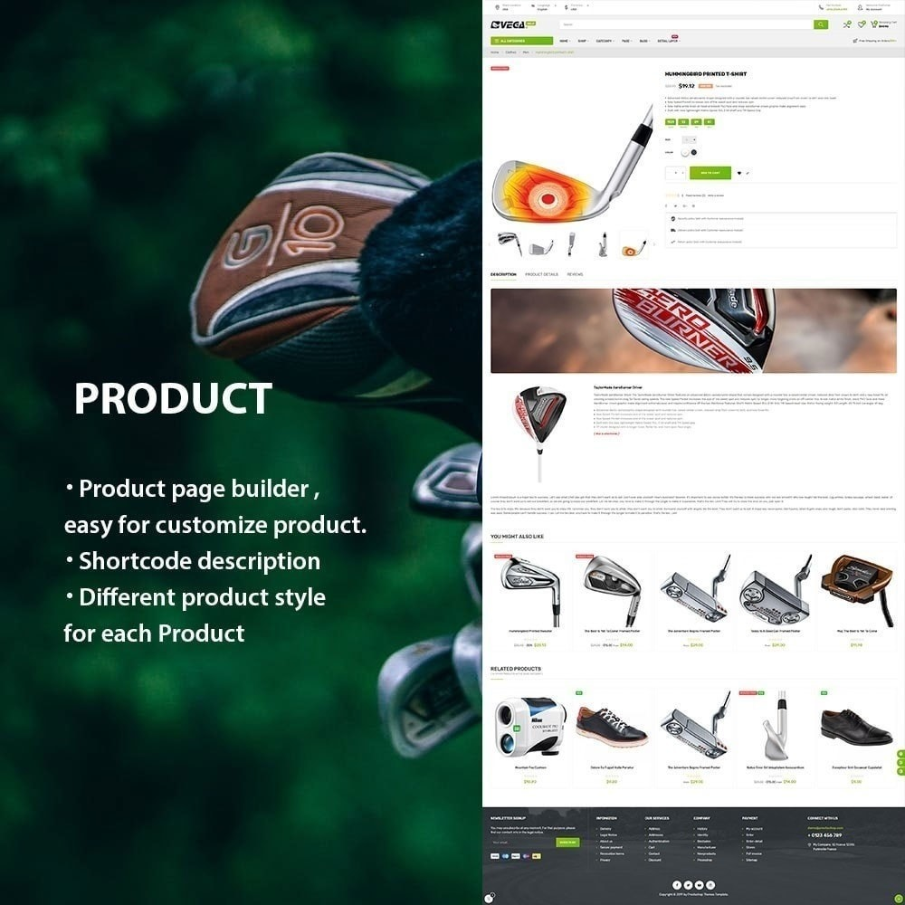 theme - Elektronik & High Tech - Vega Store - 3