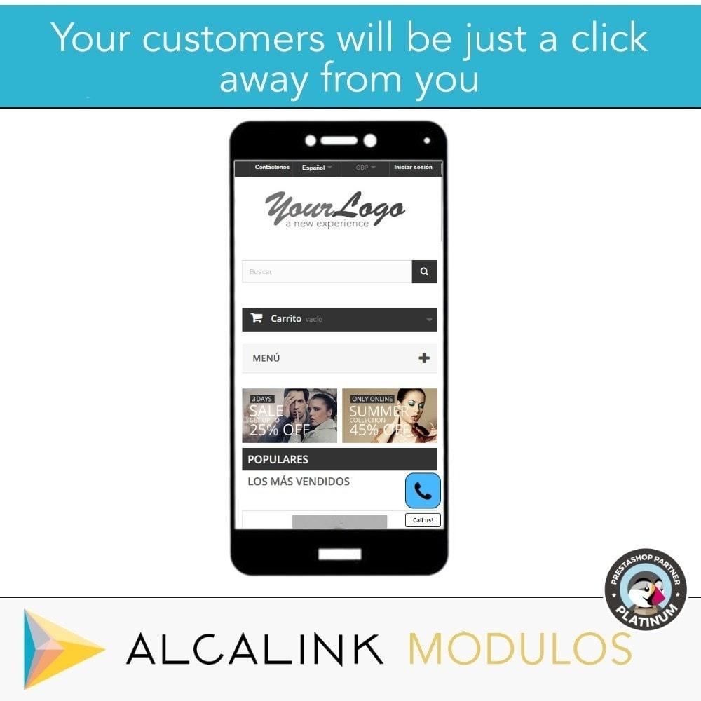 module - Мобильный телефон - Call Button (mobile version) - 2