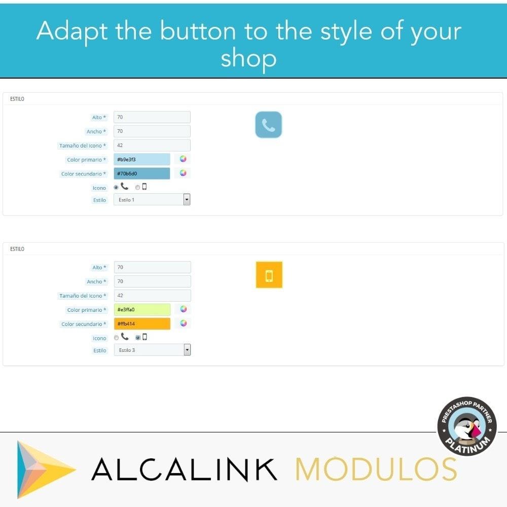 module - Мобильный телефон - Call Button (mobile version) - 4