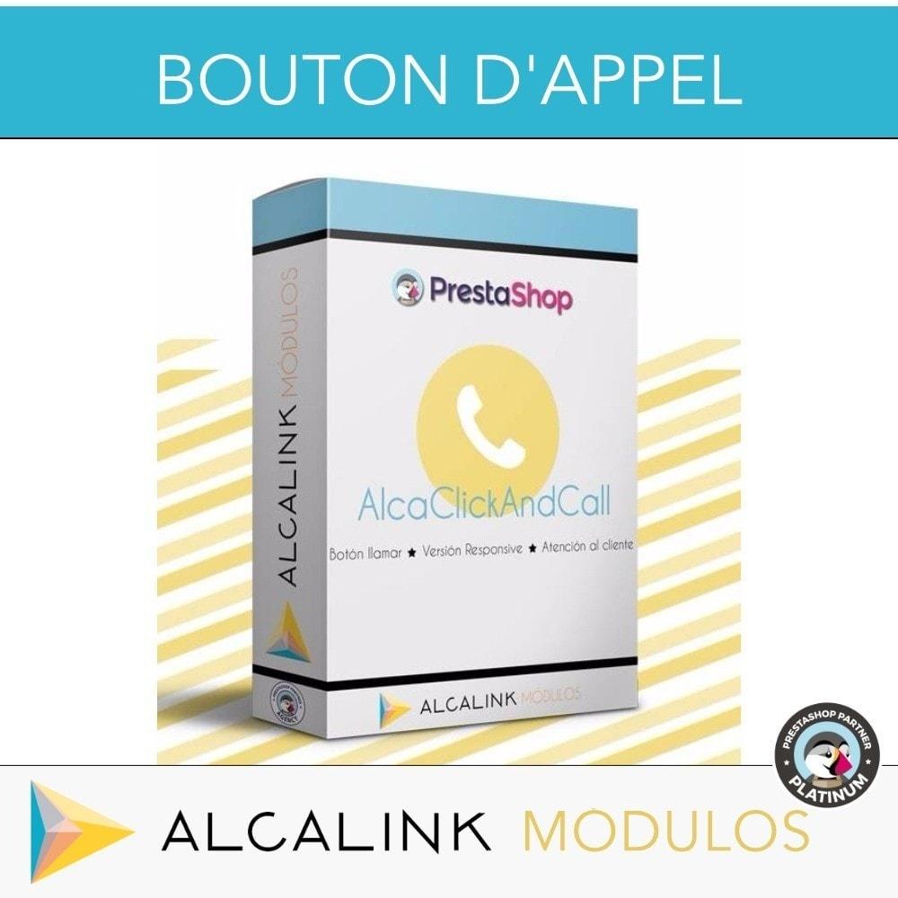 module - Mobile - Bouton d'Appel (version mobile) - 1