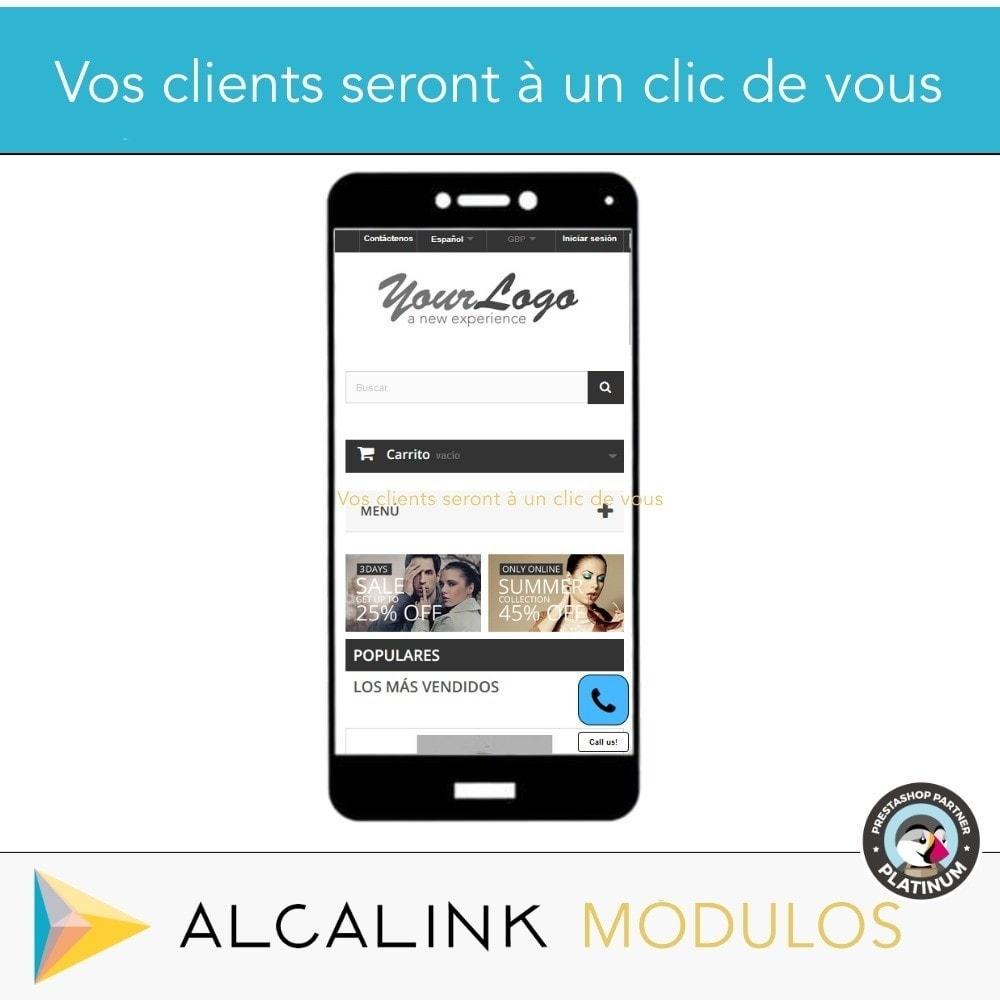 module - Mobile - Bouton d'Appel (version mobile) - 2