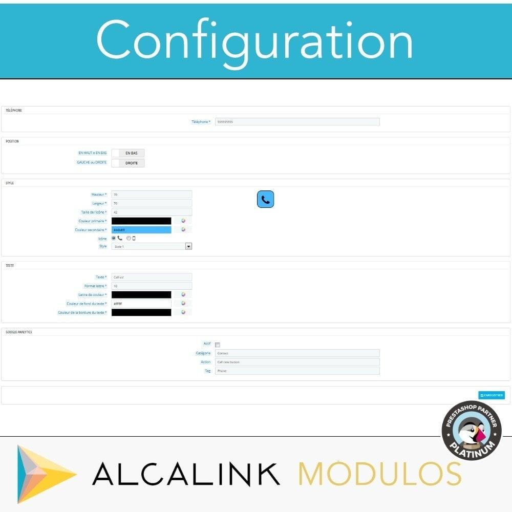 module - Mobile - Bouton d'Appel (version mobile) - 3