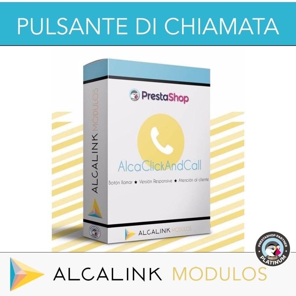 module - Dispositivi mobili - Pulsante di Chiamata (versione mobile) - 1