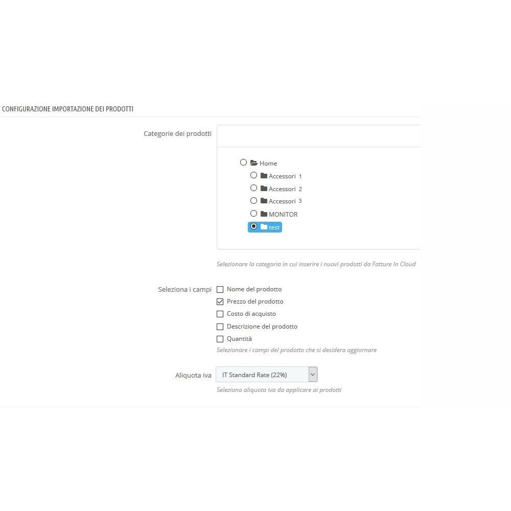 module - Importeren en Exporteren van data - IndiGO Plus - 2
