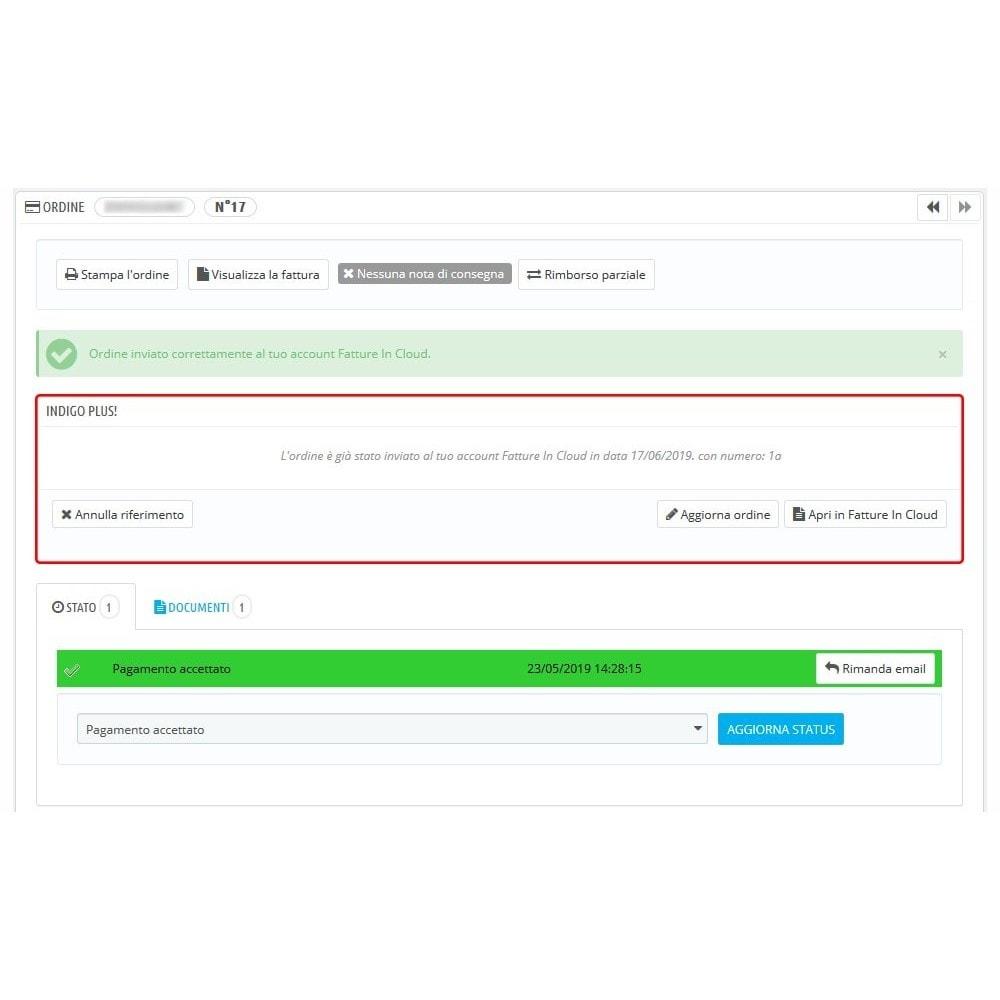 module - Importeren en Exporteren van data - IndiGO Plus - 3