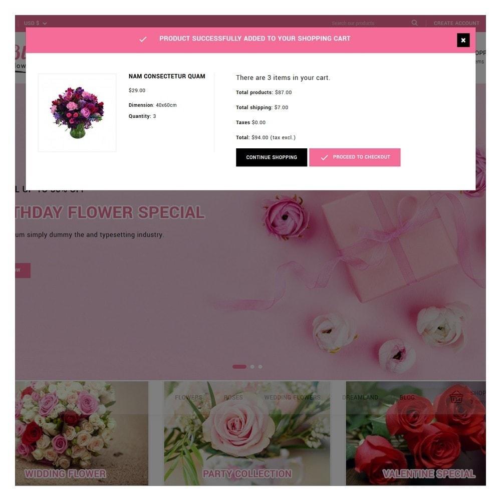 theme - Подарки, Цветы и праздничные товары - Blossom Flowers & Gifts Shop - 6