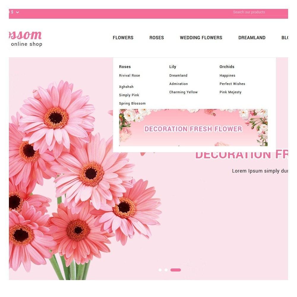 theme - Подарки, Цветы и праздничные товары - Blossom Flowers & Gifts Shop - 8