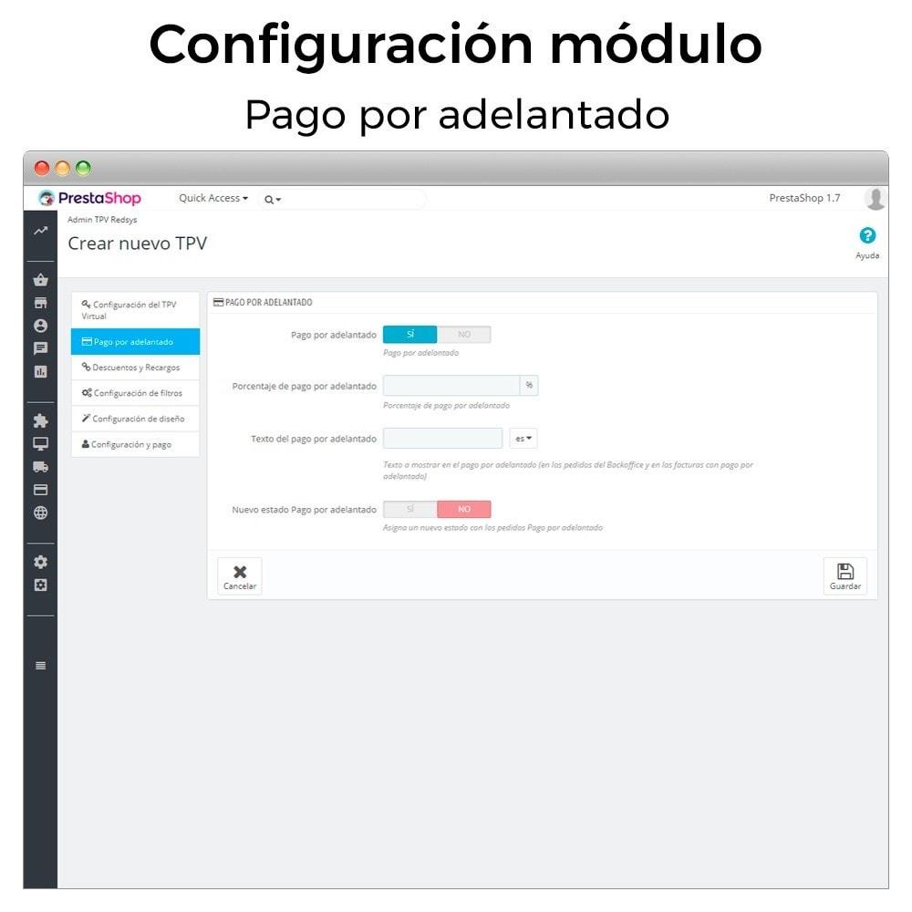 module - Pago con Tarjeta o Carteras digitales - BBVA TPV Virtual Redsys (Devoluciones y Pago un Click) - 4