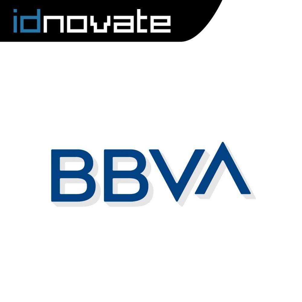 module - Płatność kartą lub Płatność Wallet - BBVA Bancomer Mexico - Payment with card (Virtual POS) - 1