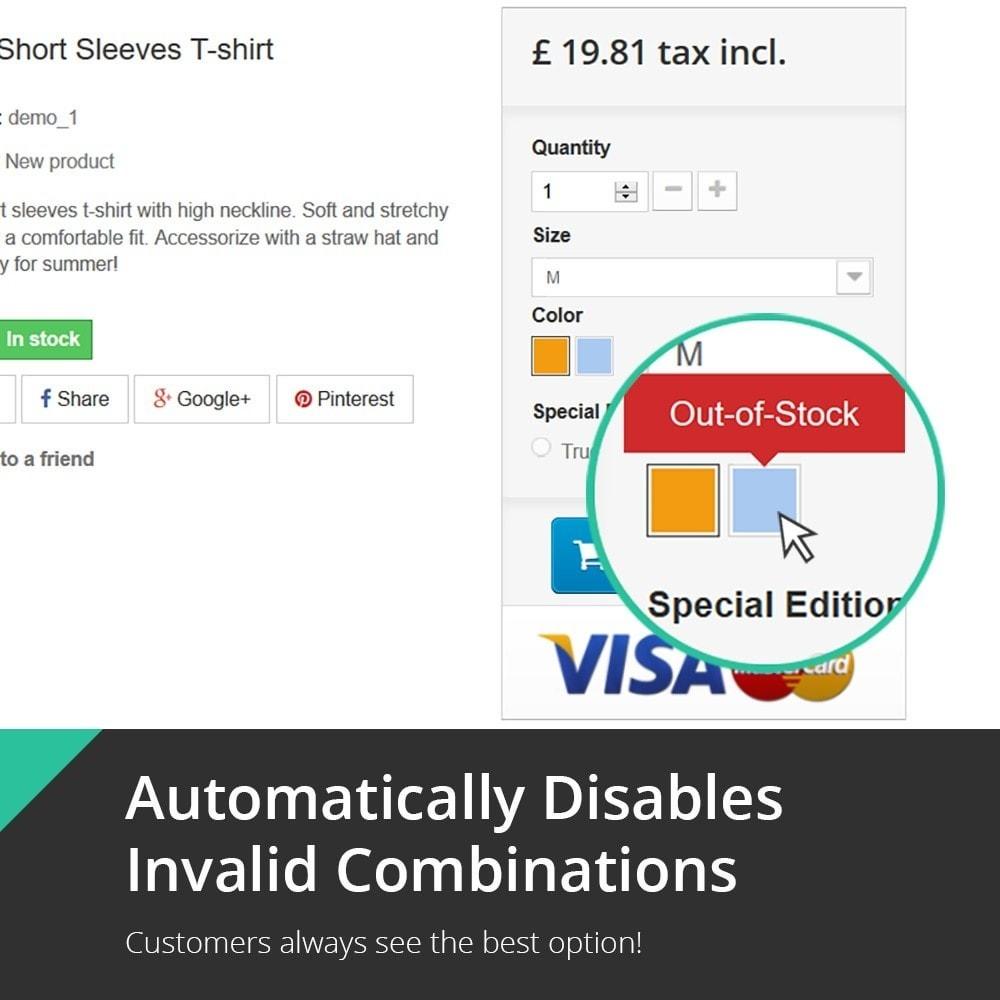 module - Estoques & Fornecedores - Unavailable Product & Combination Disabler - 2